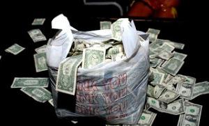 bolsa dinero