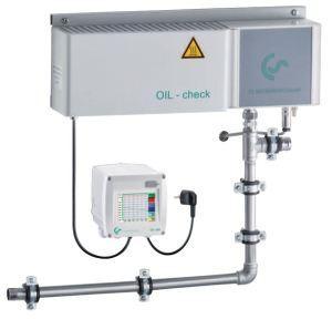 equipo para medición de contenido de aceite